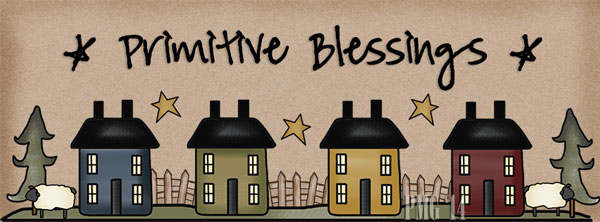 Primitive Blessings Saltbox