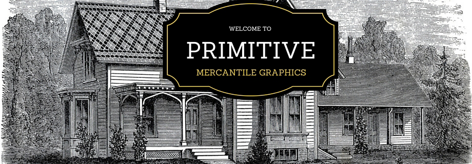 Primitive Mercantile Graphics